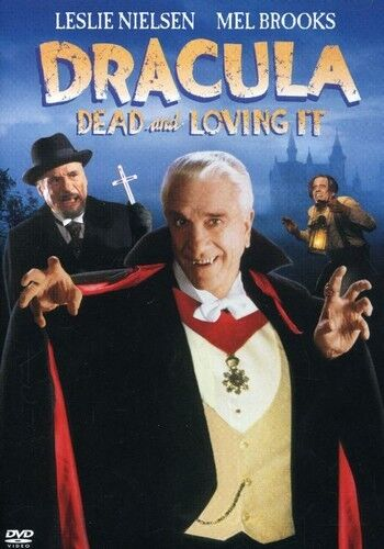 Dracula: Dead and Loving It New DVD Dolby Subtitled Widescreen
