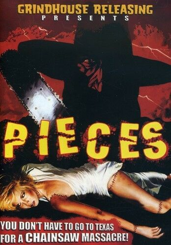 Pieces [New DVD]
