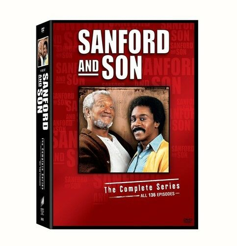 Sanford and Son: The Complete Series New DVD Full Frame Special Pac