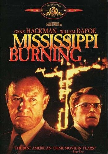 Mississippi Burning [New DVD] Repackaged Subtitled Widescreen