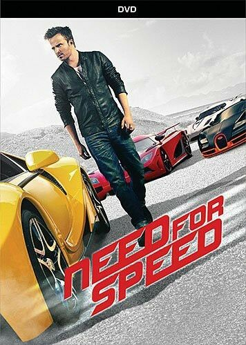 Need for Speed [New DVD] Ac-3Dolby Digital Dolby Dubbed Subtitled