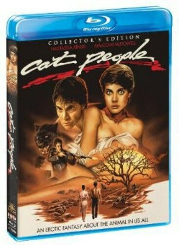 Cat People [New Blu-ray] Collector's Ed Subtitled Widescreen