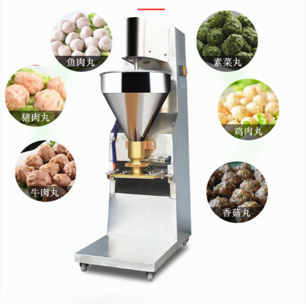 Vertical Stuffed Meatball Making Machine Fish Chicken Beef Meatball 260-280min