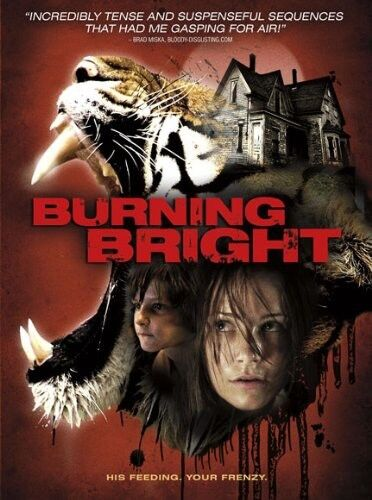 Burning Bright [New DVD] Ac-3Dolby Digital Dolby Subtitled Widescreen