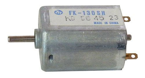 Brand New Surplus Mabuchi 12V  Can Motor for Remotoring Brass & Other HO engines
