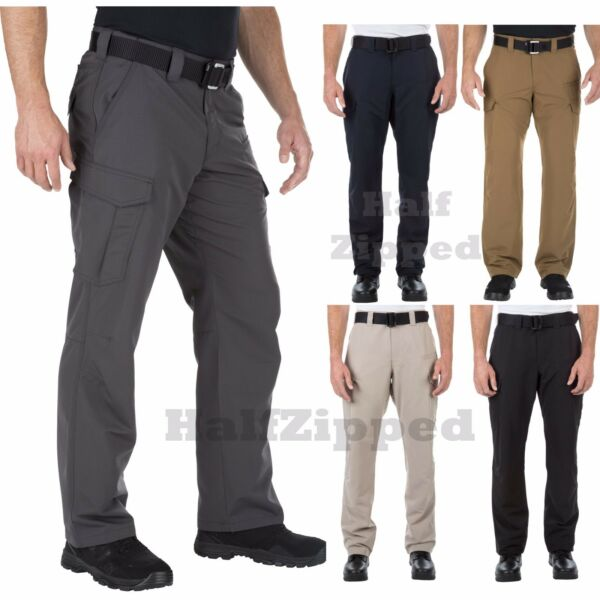 5.11 Tactical FAST-TAC CARGO Work Wear Pants 74439 Waist 28-44