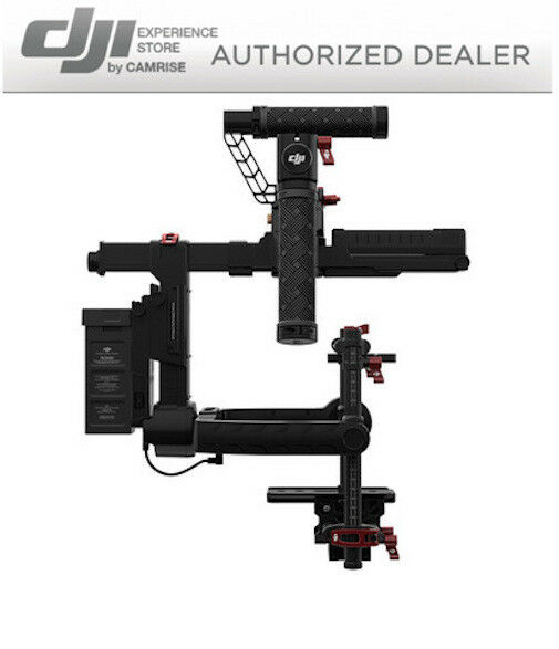 DJI Ronin MX 3-Axis Professional Gimbal Stabilizer includes 2 batteries