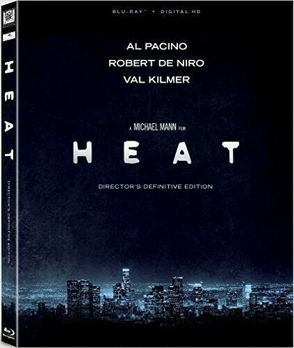 Heat Director#x27;s Definitive Edition New Blu ray Ac 3 Dolby Digital $12.97