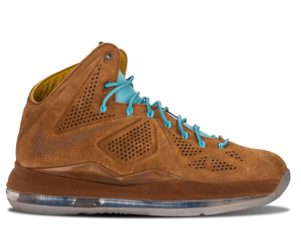 Brand New Nike Lebron X EXT QS Men's Athletic Fashion Sneakers [607078 200]