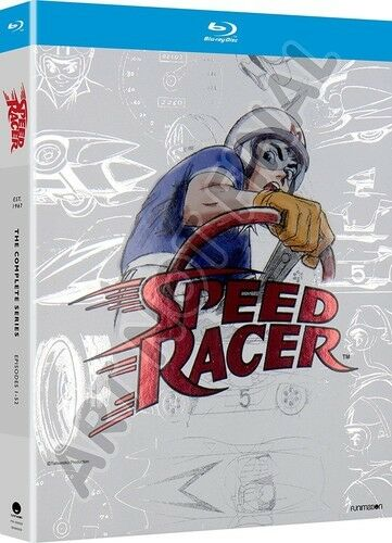 Speed Racer: The Complete Series [New Blu-ray] Boxed Set