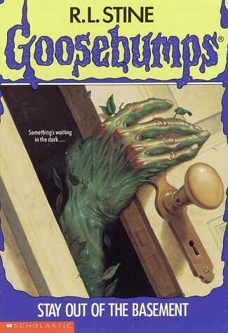 Stay Out of the Basement Goosebumps No 2 by R. L. Stine $4.29