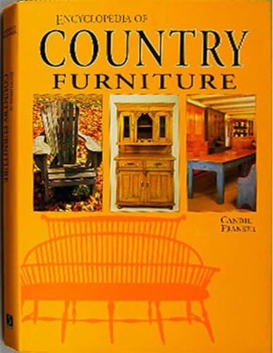 Encyclopedia of Country Furniture $4.60