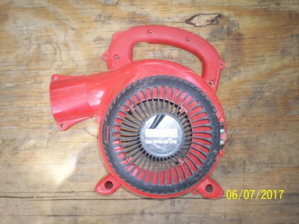 sears craftsman blower houseing