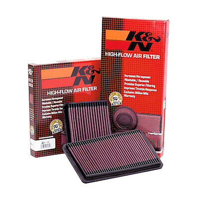 K&N Air Filter For BMW 335i 3.0 Inc M-Sport  Coupe  xDrive 2006-2014 - 33-2367
