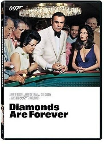Diamonds Are Forever New DVD Widescreen $7.99