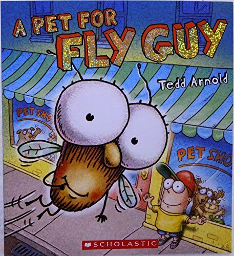 A Pet For Fly Guy Paperback $4.49