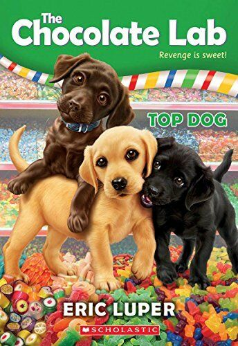 Top Dog The Chocolate Lab #3 $5.25