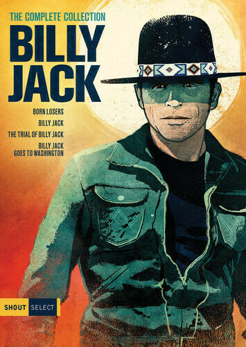 The Complete Billy Jack Collection [New DVD] Widescreen