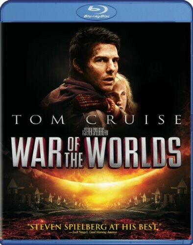 War of the Worlds New Blu ray Ac 3 Dolby Digital Dolby Digital Theater Sys