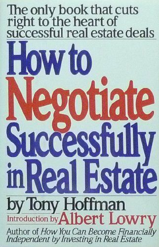 How to Negotiate Successfully in Real Estate