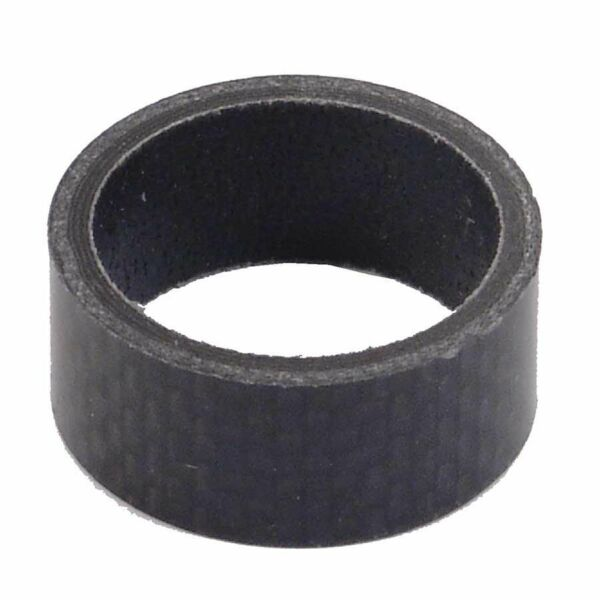 Wheels Manufacturing Head Spacer 1 1 8quot; Carbon 15mm $8.99
