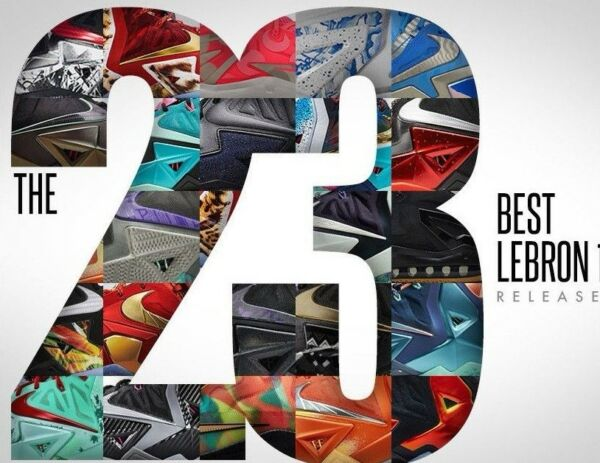 New Nike Lebron X III 13 Shoes Sizes + NBA Basketball LBJ KD Kyrie Soldier