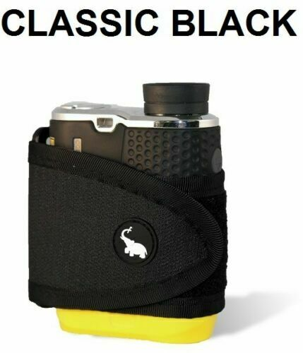 Monument Golfer Stick It Magnetic Rangefinder Strap Classic Series 4 Colors