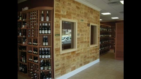 20 Assorted BRANDED WINE PANELS.  CRATE Box SIDE End Tops  Wood Diff. Sizes