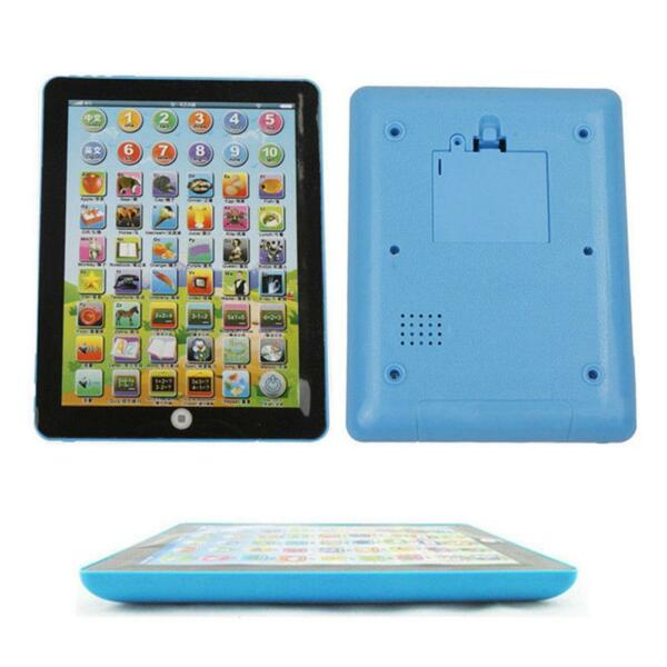 Tablet Pad Toy Learning Children English Educational Colorful Computer Kid UP
