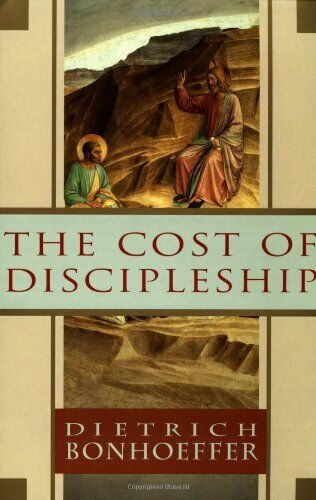 The Cost of Discipleship $4.89