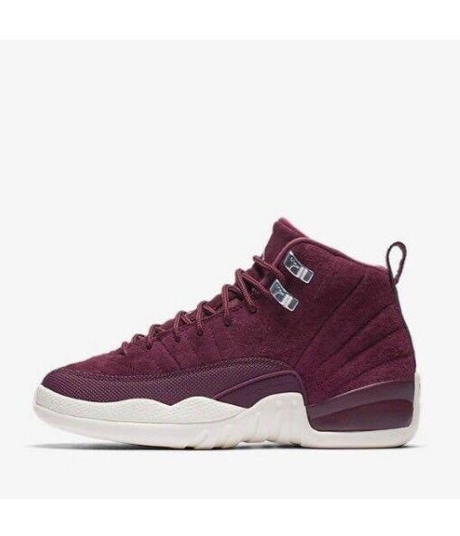 Air Jordan 12 Retro Bordeaux 130690-617 Size 10-14