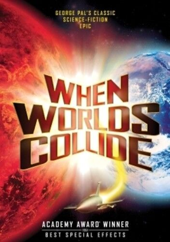 When Worlds Collide New DVD Dolby Dubbed Subtitled Widescreen