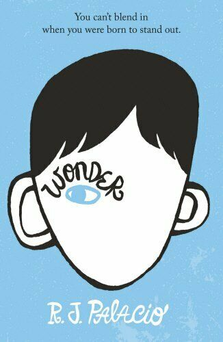 Wonder by Palacio, R J Book The Fast Free Shipping
