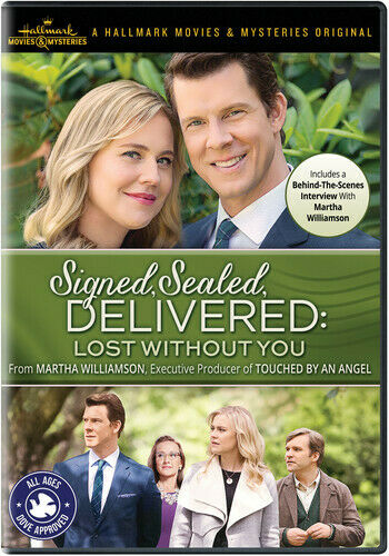 Signed Sealed Delivered: Lost Without You [New DVD] Widescreen
