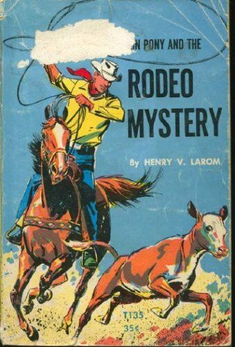 B000JJKS9K mountain Pony And the Rodeo Mystery