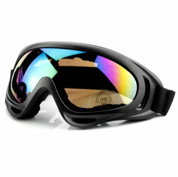 New Ski Snowboard Motorcycle Dustproof Sunglasses Goggles Lens Frame Eye Glasses