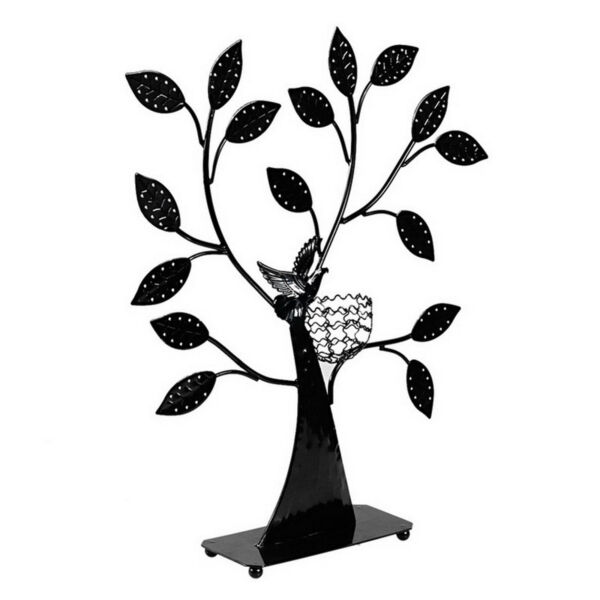 US Nest Jewelry Tree Earring Holder Bracelet Necklace Organizer Stand Disply