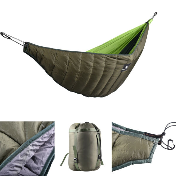 Hammock Underquilt Ultralight Under Quilt Blanket for Outdoor Camping Hiking $54.71