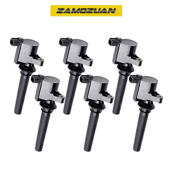 OEM Quality Ignition Coil 6PCS for 2004-2008 Ford Mazda Mercury 3.0L V6UF406