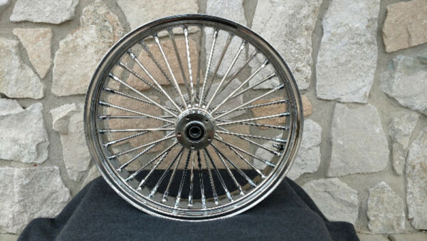 16X3.5quot; DNA FAT SPOKE MAMMOTH REAR WHEEL FOR HARLEY SOFTAIL HERITAGE DELUXE 08 U $309.00