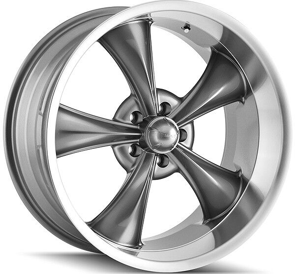 Staggered Ridler 695 Front:18x8,Rear:18x9.5 5x4.75