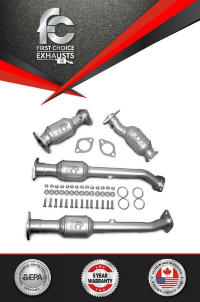 Fits 2005-2011 Nissan FrontierXterraPathfinder Catalytic Converter Set 4.0L