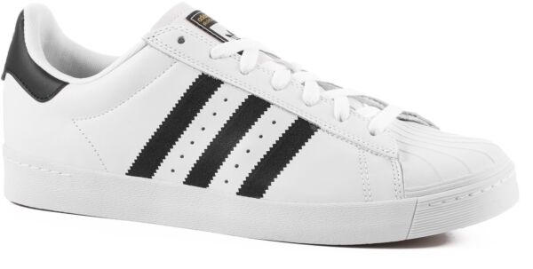 ADIDAS SUPERSTAR VULC ADV. MENS 9.5 D68718