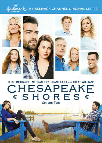 Chesapeake Shores: Season Two New DVD 2 Pack Subtitled Widescreen