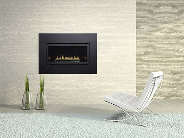 White Mountain Hearth Loft Linear Direct-Vent Fireplace IP Ignition19000 Btu's