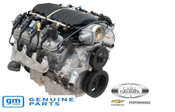 GM Performance LS3 376 6.2L Gen IV Engine 480 HP Engine 19370411