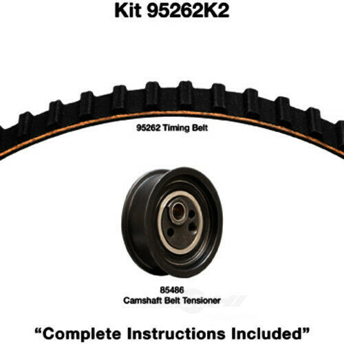 Engine Timing Belt Kit fits 1996-2002 Volkswagen Cabrio GolfJetta  DAYCO PRODUC