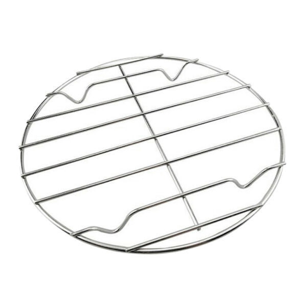 BBQ Gas Grate Grids Stainless Steel Round Cooking Grill Replacement 25cm NEW