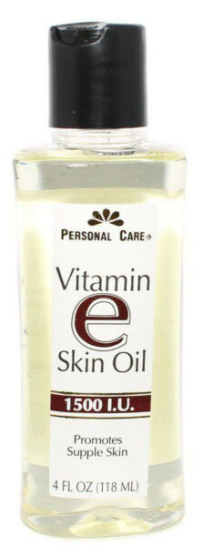 Personal Care Vitamin E Skin Oil 1500 I.U. 4oz