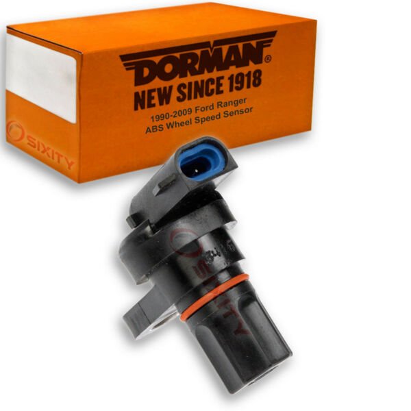 Dorman Rear Center ABS Speed Sensor for Ford Ranger 1990-2009 - Anti lock bw